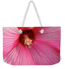 Big Pink Love Weekender Tote Bag