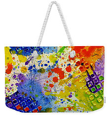 Big Risk, Big Life Weekender Tote Bag