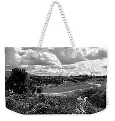 Big Sky In Socal Weekender Tote Bag