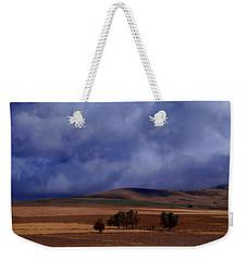 Big Sky On The Road To Anatolia Weekender Tote Bag