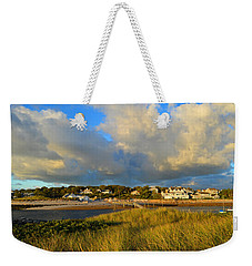 Big Sky Over Sesuit Harbor Weekender Tote Bag