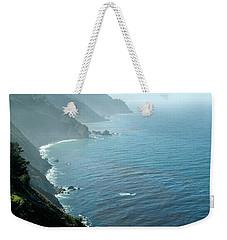 Big Sur Majesty Weekender Tote Bag