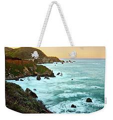 Big Sur Sunrise Weekender Tote Bag