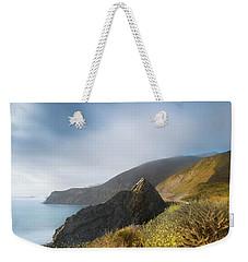Big Sur View, California Weekender Tote Bag