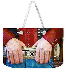 Big Tex Weekender Tote Bag