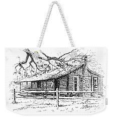 Big Thicket Information Center Weekender Tote Bag
