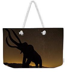Big Things Weekender Tote Bag