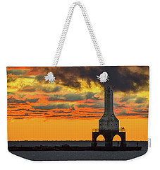 Big Water Sunrise I Weekender Tote Bag