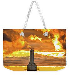 Big Water Sunrise IIi Weekender Tote Bag