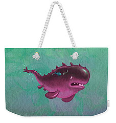 Bigfish Weekender Tote Bag