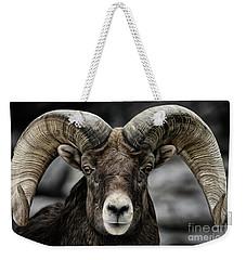Bighorn Ram Weekender Tote Bag
