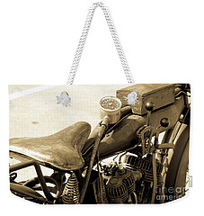 Bike  Weekender Tote Bag