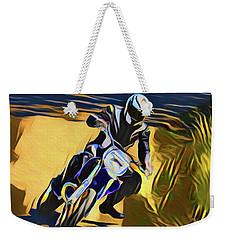 Biker 21018 Weekender Tote Bag