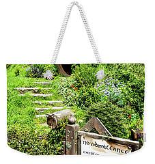 Bilbo's Hobbit Hole Weekender Tote Bag