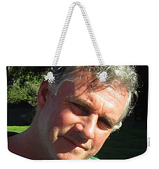 Weekender Tote Bag featuring the photograph Bill by Bill OConnor