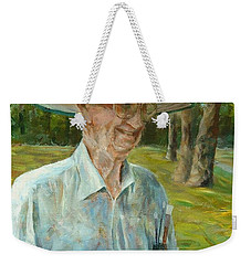 Bill Hines The Legend Weekender Tote Bag