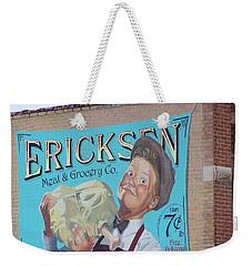 Billboard Weekender Tote Bag