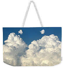 Billowing Clouds 1 Weekender Tote Bag