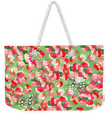 Billy Button Weekender Tote Bag