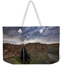 Billy Chinook Falls Weekender Tote Bag