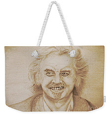 Billy Connolly Weekender Tote Bag