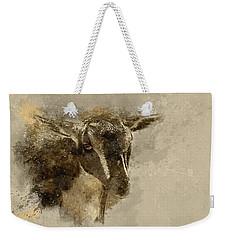 Billy Weekender Tote Bag by Cyndy Doty