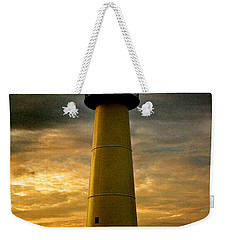 Biloxi Lighthouse - Sunrise Weekender Tote Bag