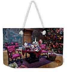 Biltmore Christmas   Weekender Tote Bag
