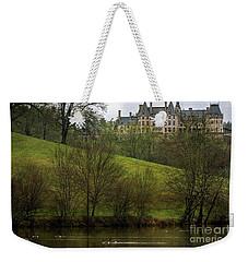 Biltmore Estate At Dusk Weekender Tote Bag