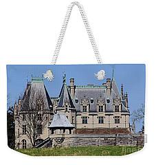 Biltmore House - Side View Weekender Tote Bag