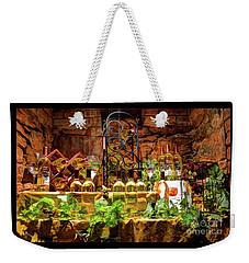 Biltmore Wine Weekender Tote Bag by Savannah Gibbs