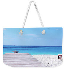 Bimini Beach Club Weekender Tote Bag