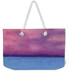 Bimini Sunrise Weekender Tote Bag
