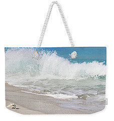 Bimini Wave Sequence 1 Weekender Tote Bag