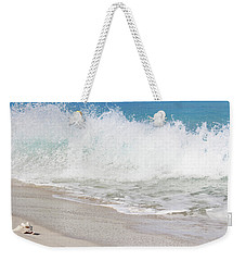 Bimini Wave Sequence 2 Weekender Tote Bag