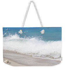 Bimini Wave Sequence 4 Weekender Tote Bag