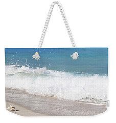 Bimini Wave Sequence 5 Weekender Tote Bag