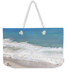 Bimini Wave Sequence 6 Weekender Tote Bag