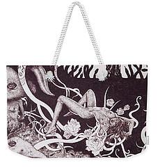 Binah Qlippoth Weekender Tote Bag