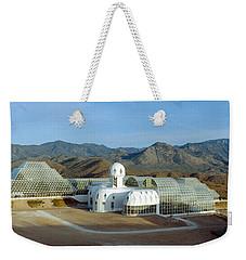 Biosphere 2, Arizona Weekender Tote Bag