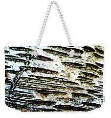 Birch Bark Weekender Tote Bag