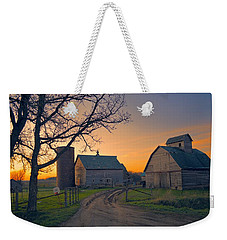 Birch Barn 2 Weekender Tote Bag