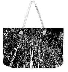 Birch Grove Weekender Tote Bag