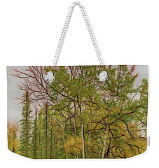 Birch Tree #1 Weekender Tote Bag
