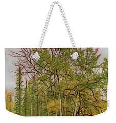 Birch Tree #1 Weekender Tote Bag