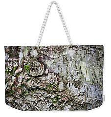 Birch Tree Abstract #5 Weekender Tote Bag