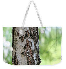 Birch Tree Weekender Tote Bag
