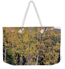 Birch Trees #2 Weekender Tote Bag