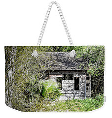 Bird Blind At Frontera Audubon Weekender Tote Bag
