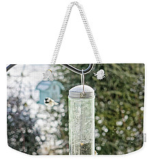 Bird Breakfast Weekender Tote Bag